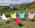 Cover - OUTDOOR cotton / For AA Butterfly armchair by AA-New Design