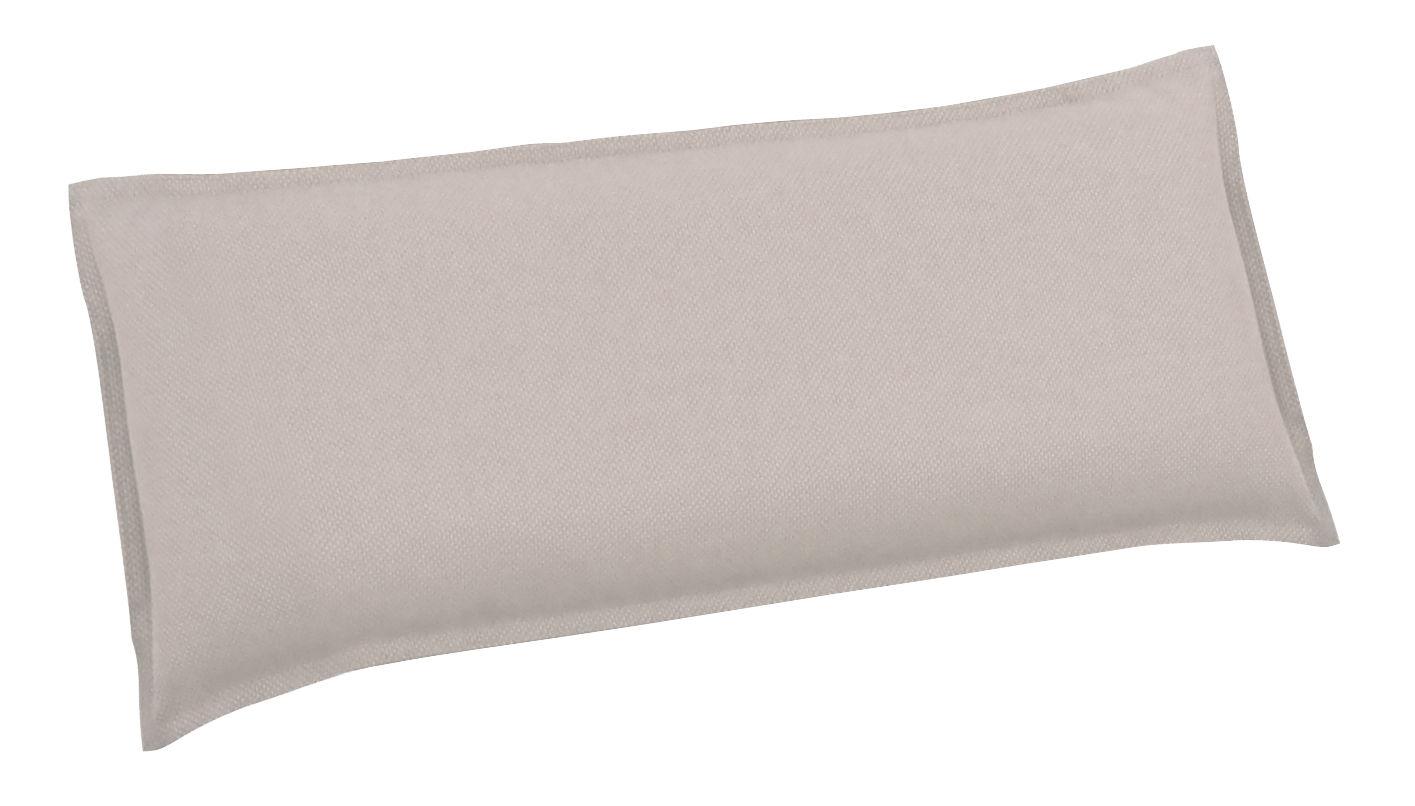 Sedia A Sdraio Tessuto : Cuscino appoggia testa emu nocciola l h made in design