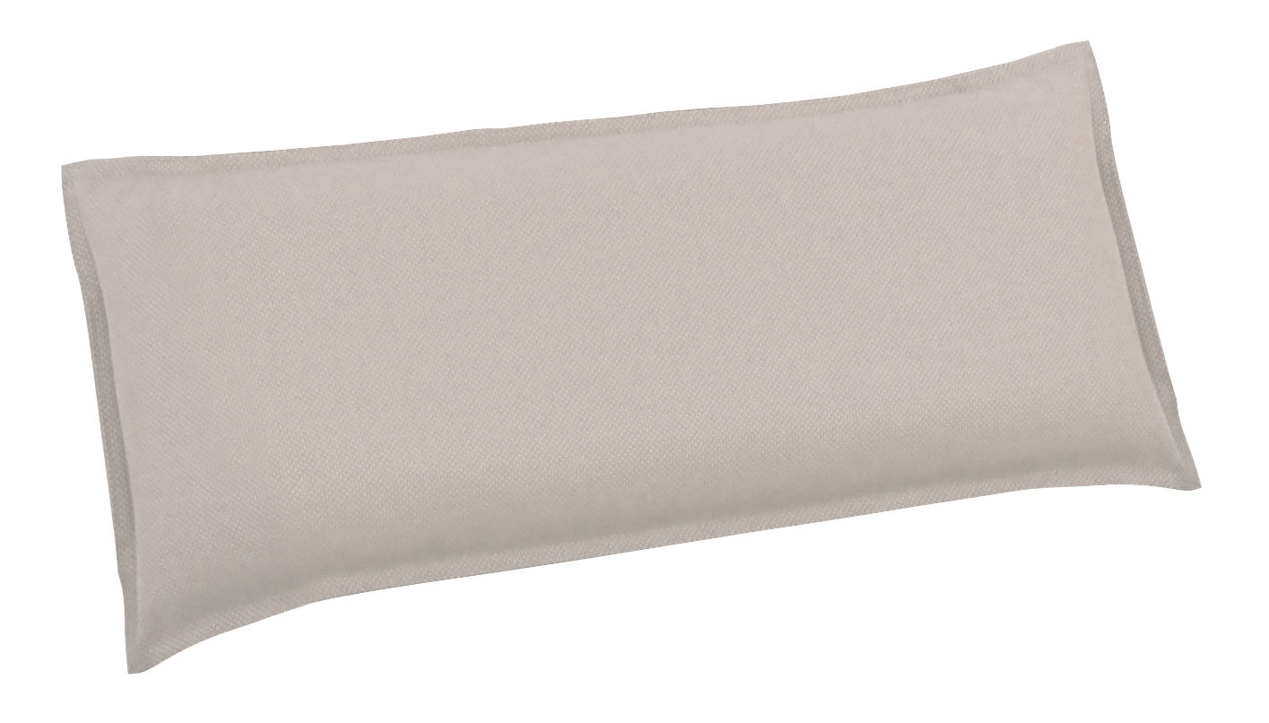 Outdoor - Sun Loungers & Hammocks - Head support cushion - For leisure chair Vetta by Emu - Brown - Cloth, Foam
