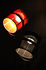 Lampada da terra solare La Lampe Paris LED - / Solare - Senza fili di Maiori