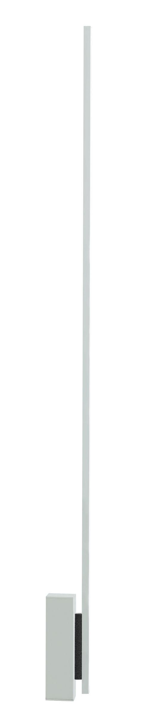 Illuminazione - Lampade da terra - Lampada a stelo Linescapes - / LED - H 192 cm di Nemo - Blanc - alluminio estruso, policarbonato