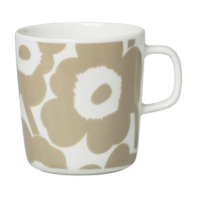Mug Unikko / 40 cl - Marimekko beige en céramique
