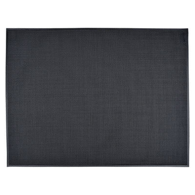 Image of Set da tavola - / Tela - 35 x 45 cm di Fermob - Nero - Tessuto