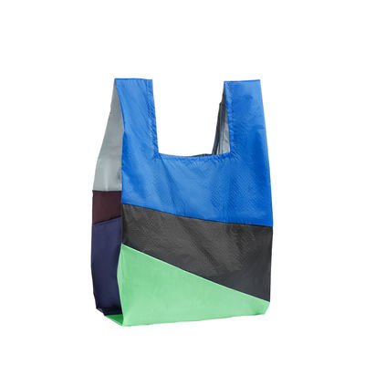 Accessories - Bags, Purses & Luggage - Six-Colour Shopping bag - / Ripstop Nylon - By Susan Bijl & Bertjan Pot by Hay - No. 1 / Multicoloured - Ripstop nylon