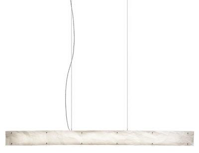 Illuminazione - Lampadari - Sospensione One by One di Belux - Bianco - Poliestere