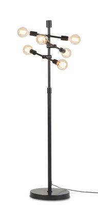 Nashville Stehleuchte / mit Gelenkarmen - H 158 cm - It's about Romi - Schwarz