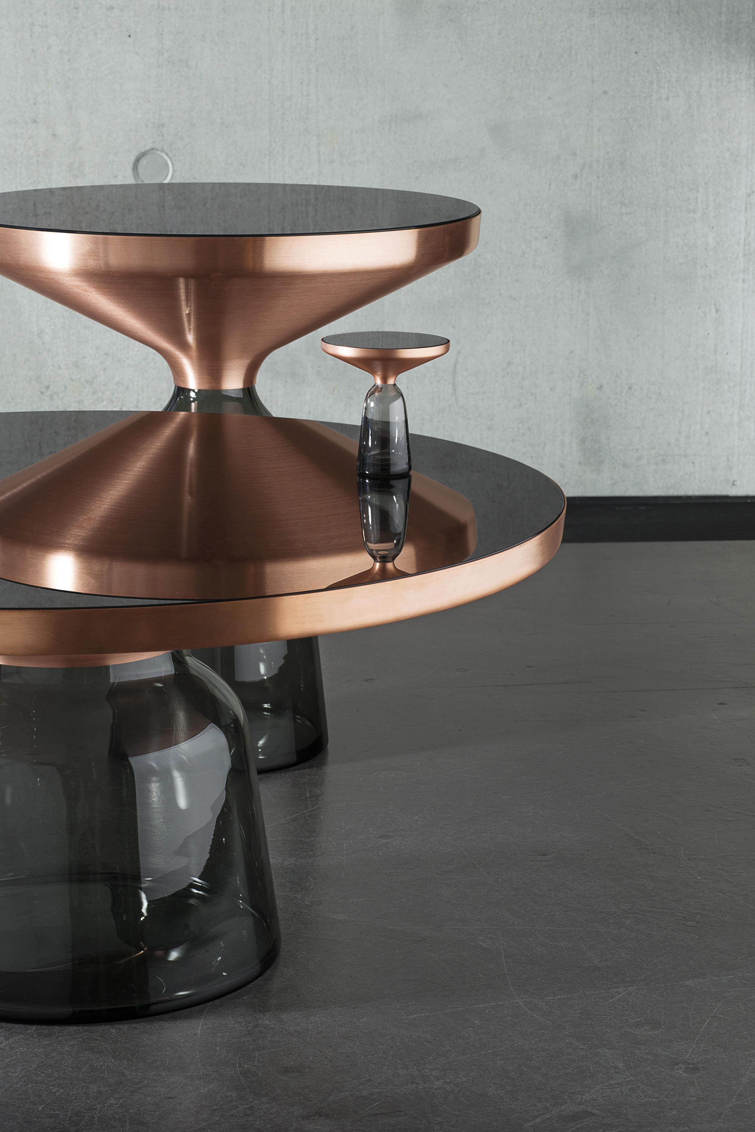 Verre Ø X Table Plateau Classicon Coffee H Cm Basse 75 Bell 36 gf7b6y