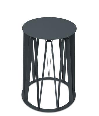 Table d´appoint Achille / Ø 45 x H 58 cm - Métal - Presse citron granit en métal