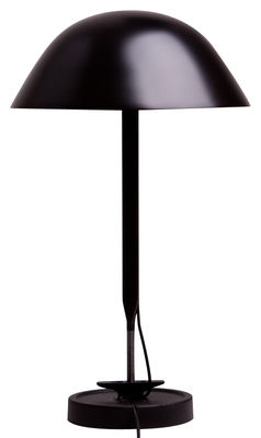 Lighting - Table Lamps - Sempé w103b Table lamp - LED - H 50 cm by Wästberg - Black - Aluminium, Cast aluminium, Steel