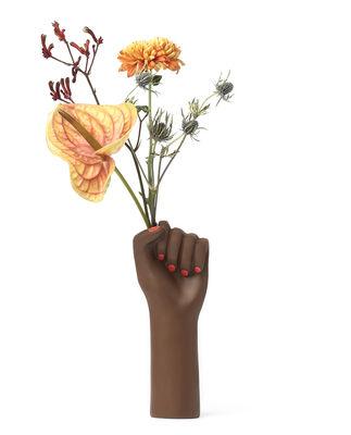 Déco - Vases - Vase Girl Power / Small - H 27 cm - Doiy - Noir / H 27 cm - Céramique