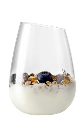 Tableware - Wine Glasses & Glassware - Water glass - 38 cl by Eva Solo - Small / 38 cl - Mouth blown glass