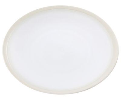Assiette Sicilia / Ø 26 cm - Maison Sarah Lavoine beige,jasmin en céramique
