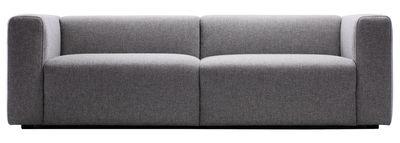 Canapé droit Mags / 2 à 3 places - L 228 cm / Tissu Hallingdal - Hay gris clair en tissu