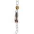 Senzatempo Coat stand - / Wall fastening - 3 rings / L 77 cm by Opinion Ciatti