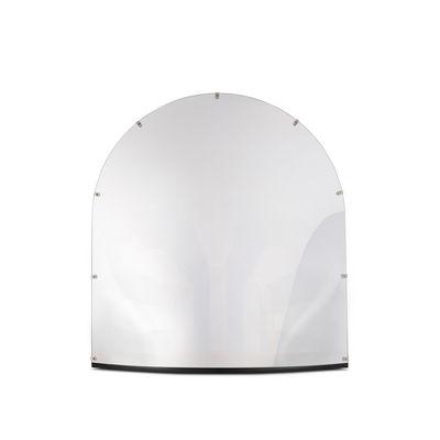 Illuminazione - Lampade da tavolo - Lampada da tavolo Space - / Finitura a specchio di Moooi - Specchio - Legno tinto, PMMA