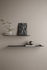 Flying Cylindre Shelf - / L 80 x H 3.8 cm by Ferm Living