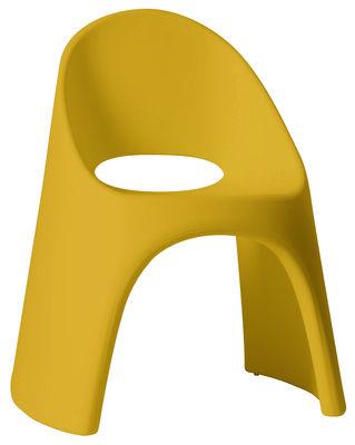 Amélie Stapelbarer Sessel - Slide - Gelb