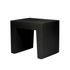 Concrete Seat Stool - / Side table - Polyethylene by Fatboy