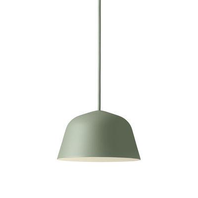 Tous les designers - Suspension Ambit Mini / Ø 16,5 cm - Métal - Muuto - Vert Ancien - Aluminium