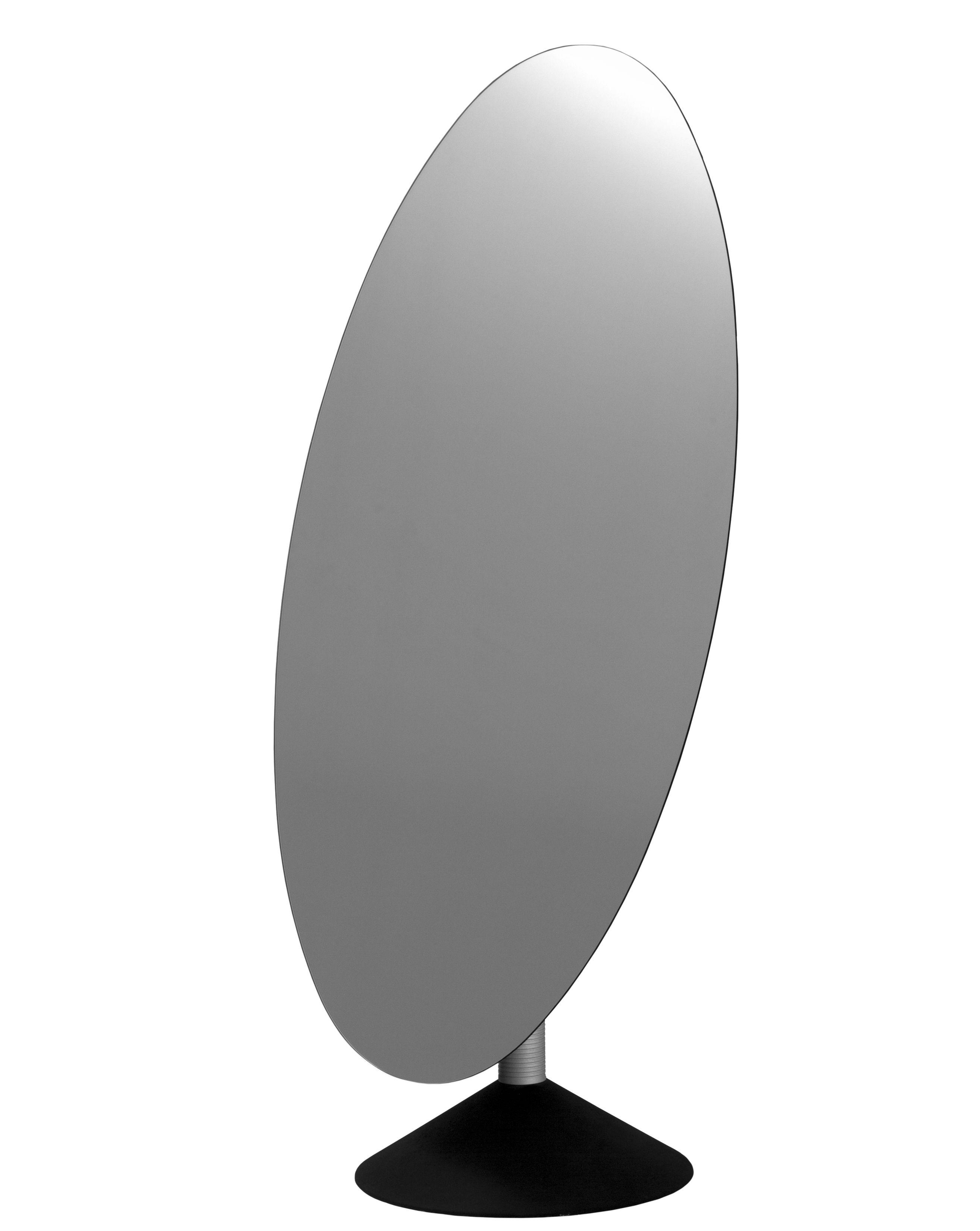 Scopri tavolo psiche trasformabile in specchio for Specchio philippe starck
