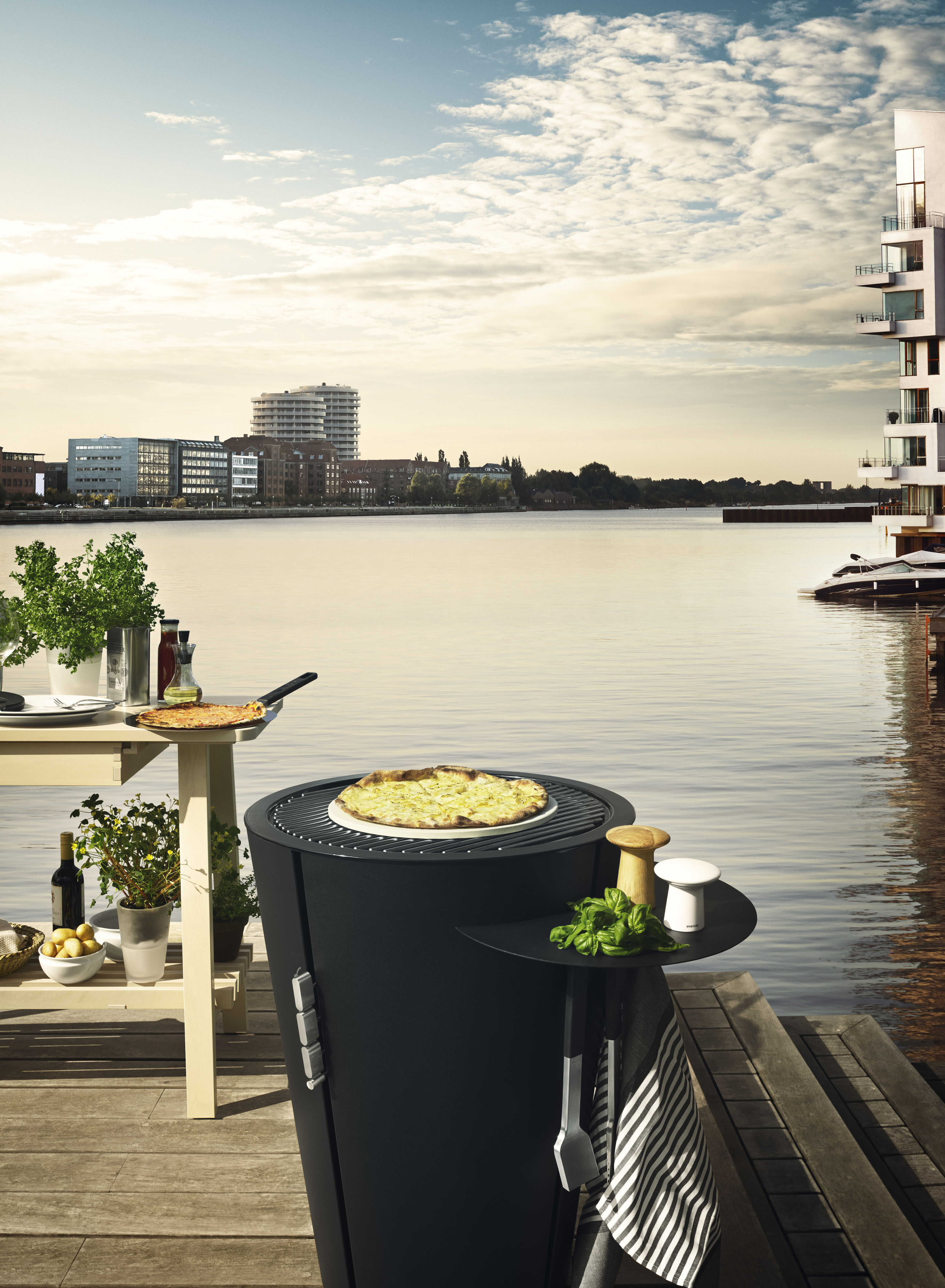 Barbecue Brush By Eva Solo Metal Made In Design Uk