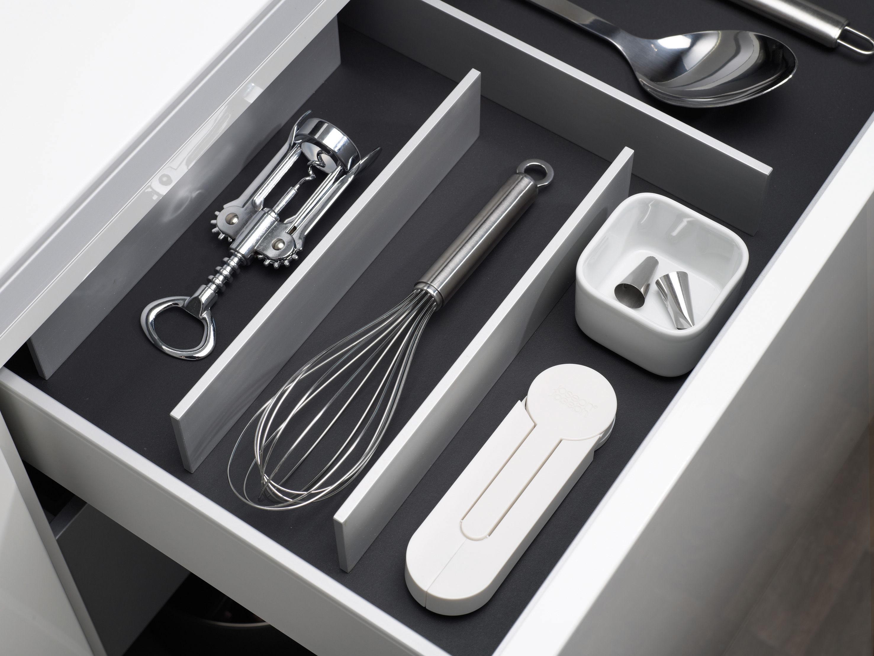 Triscale bilancia elettronica da cucina pieghevole bianco by joseph joseph made in design - Bilancia elettronica da cucina ...