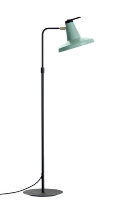 Lighting - Floor lamps - Garçon Floor lamp - / Adjustable by Carpyen - Mint Green - Lacquered metal