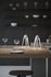 Lampada da tavolo Cyborg LED di Martinelli Luce