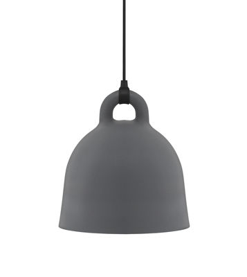 Bell Pendelleuchte / XS - Ø 22 cm - Normann Copenhagen - Grau
