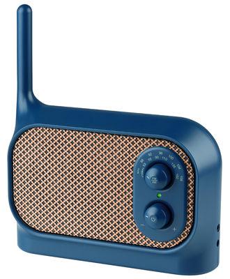 Déco - Réveils et radios - Radio Mezzo - Lexon - Bleu - ABS