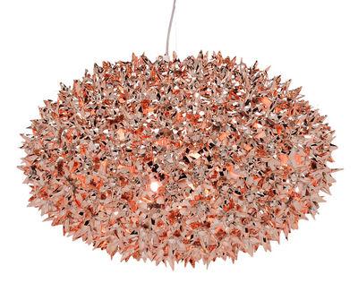 Suspension Bloom Bouquet / Large Ø 53 cm - Métallisée - Kartell cuivre en matière plastique