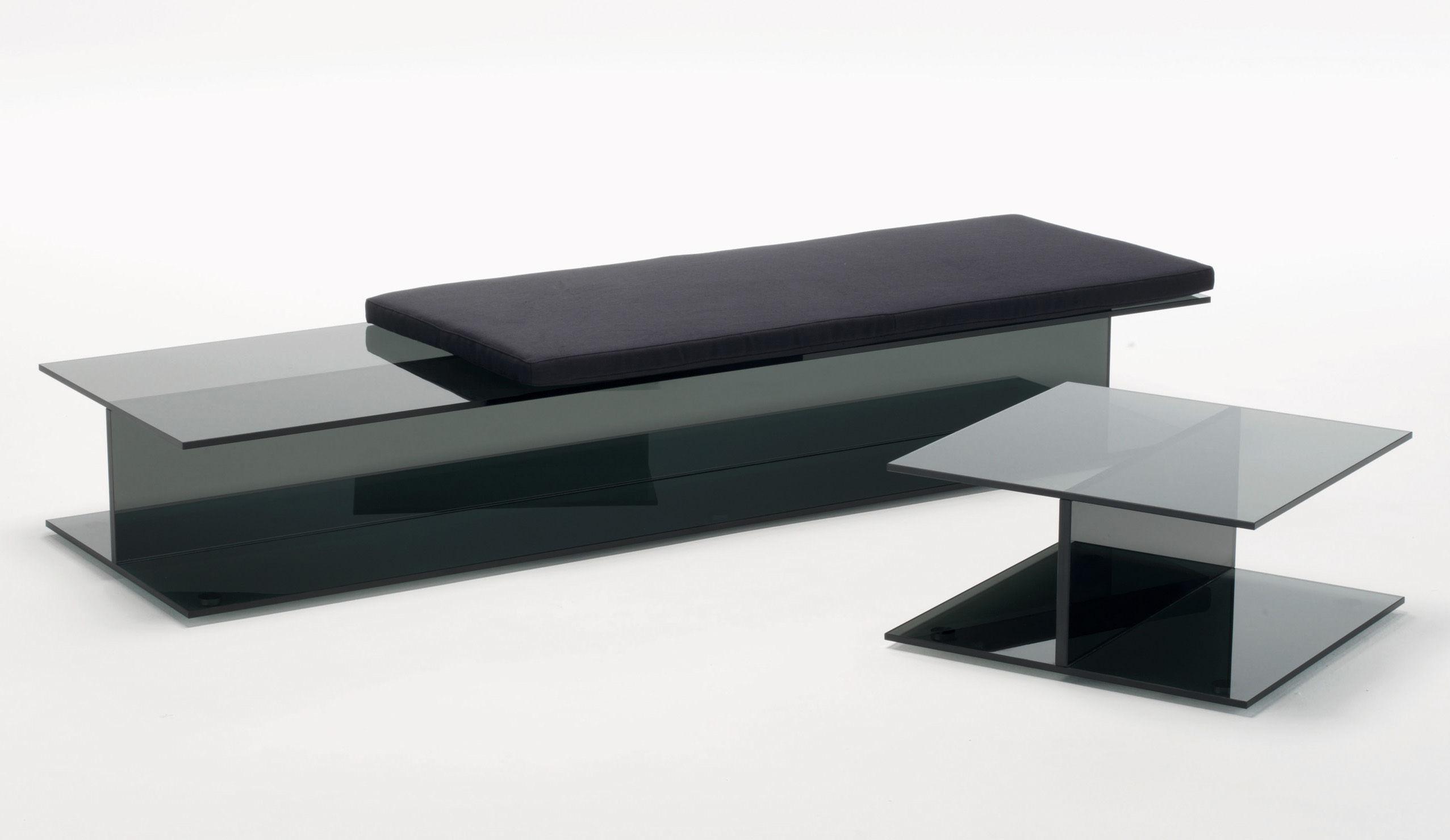 Coussin Glas Italia Noir Made In Design