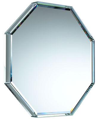 Miroir Prism octogonal / 99 x 99 cm - Glas Italia miroir en verre