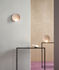 Musa Table lamp - / Version droite - Ø 26 cm by Vibia