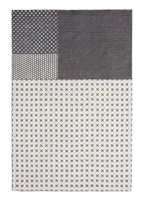 Silaï Teppich / 171 x 258 cm - Gan - Grau