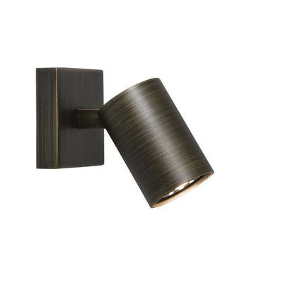 Applique Ascoli / Plafonnier - Spot orientable - Astro Lighting bronze en métal