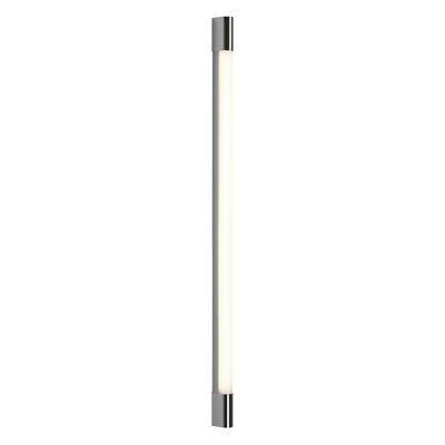Illuminazione - Lampade da parete - Applique Palermo LED - / L 120 cm - Policarbonato di Astro Lighting - L 120 cm / Cromo - Alluminio, policarbonato
