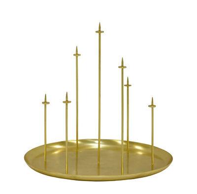 Image of Candeliere Multi pin di ENOstudio - Oro - Metallo