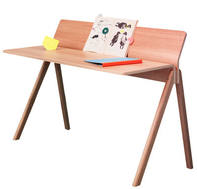 Furniture - Office Furniture - Copenhague n°190 Writing desk by Hay - Natural oak - Oak