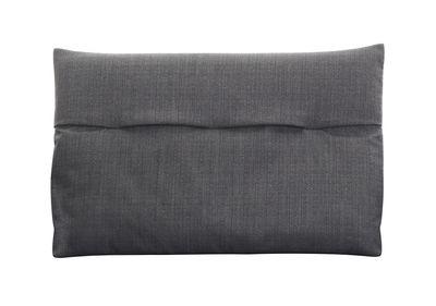 Appui-tête pour canapé Kim / 66 x 55 cm - Zanotta gris en tissu