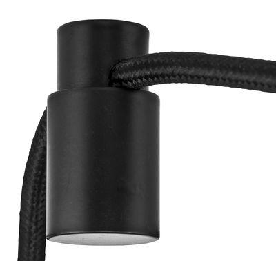 Kit de décentralisation pour câble électrique / Pour appliques et suspensions - It´s about Romi noir en métal