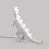 Lampada da tavolo Jurassic - / Tirannosauro di Seletti