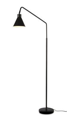 Lampadaire Lyon / Orientable & pivotant - It's about Romi noir en métal