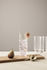 Ripple Longdrink Glas / 4er-Set - mundgeblasenes Glas - Ferm Living