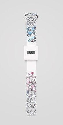 Paperwatch Orologio Da Polso Di Carta Da Personalizzare Bianco
