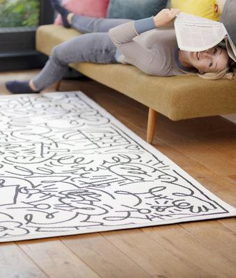 Fatboy Carpet M Outdoor Rug White