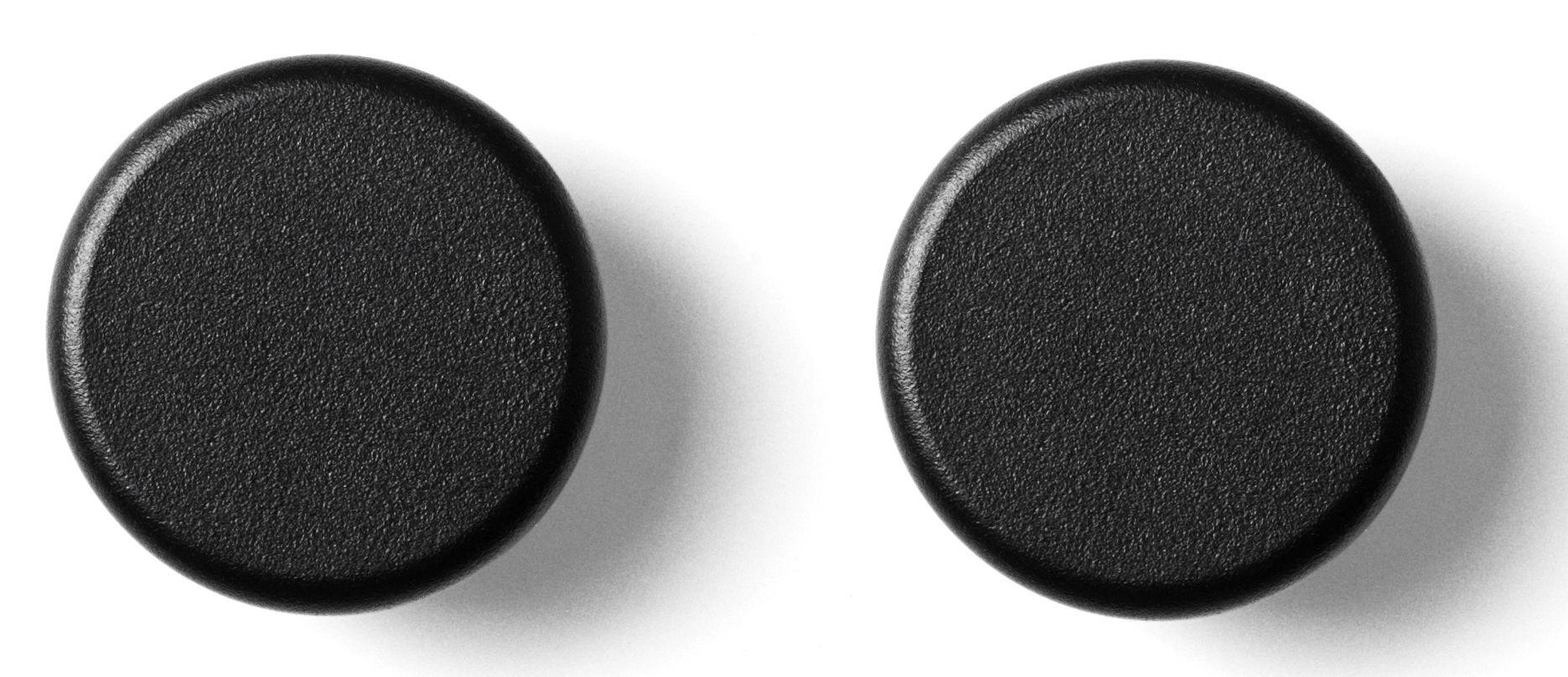 Mobilier - Portemanteaux, patères & portants - Patère / Lot de 2 - Menu - Noir - Acier