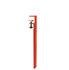 Piede - con fissaggio a morsetto / H 43 cm - Per creare tavoli bassi & panche di TipToe