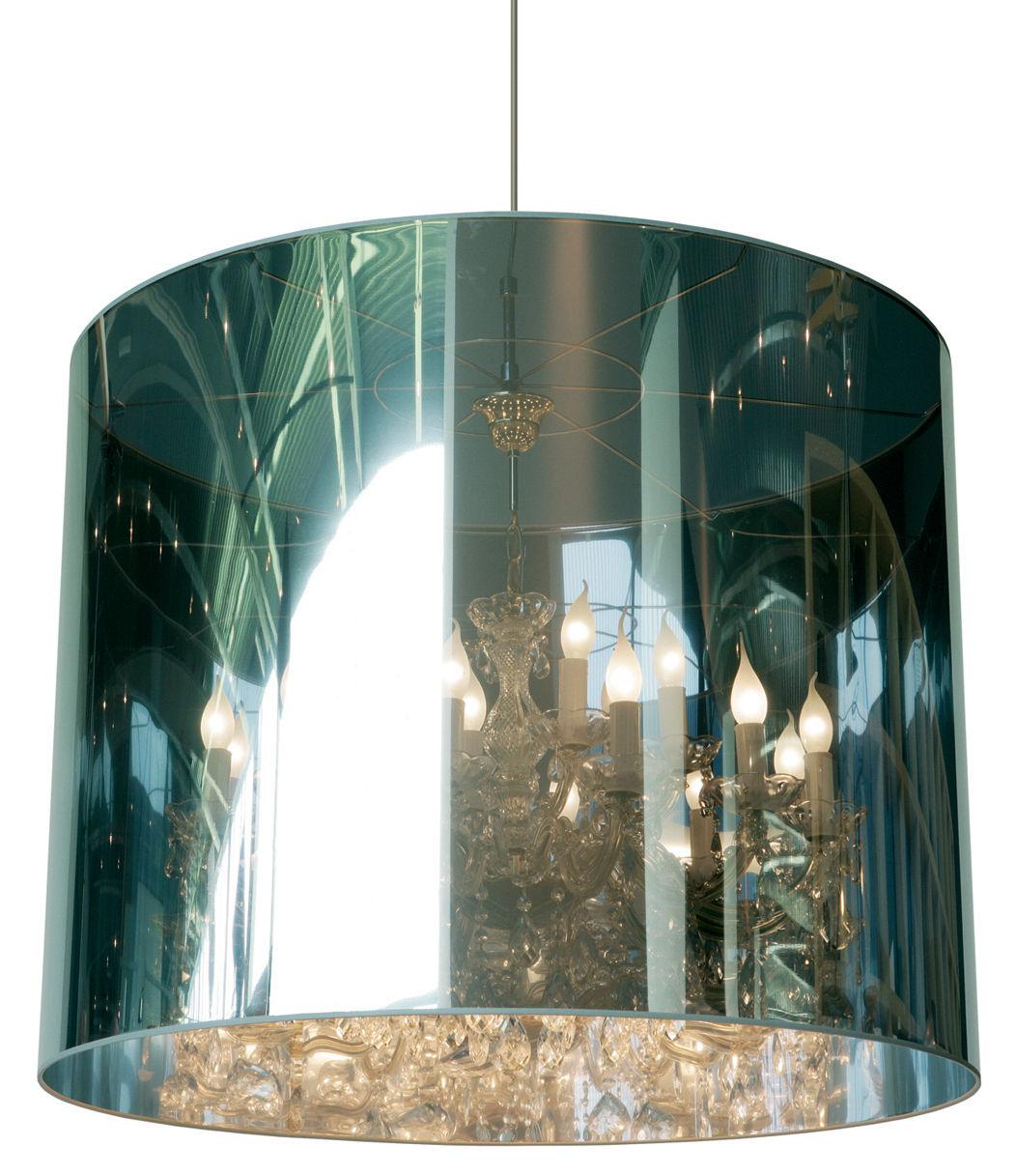 Luminaire - Suspensions - Suspension Light Shade Shade Ø 95 cm - Moooi - Miroir et argenté Ø 95 cm - Matière plastique, Métal, Verre