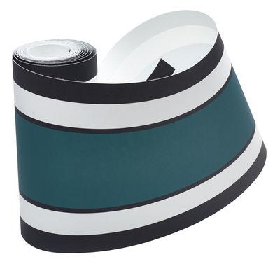 """Dekoration - Stickers und Tapeten - La frise Tapete / 18 cm x 500 cm - Maison Sarah Lavoine - Blau """"Sarah"""" - Papierfaser"""